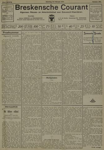 Breskensche Courant 1934-02-24