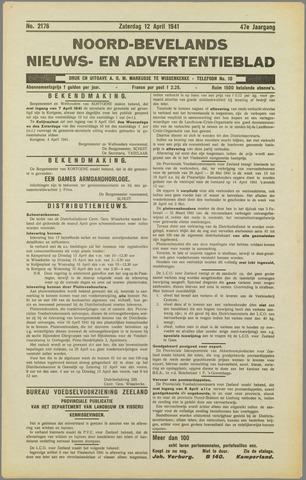 Noord-Bevelands Nieuws- en advertentieblad 1941-04-12