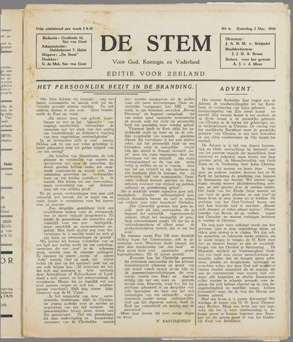 de Stem 1944-12-02