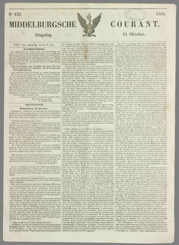 Middelburgsche Courant 1862-10-14