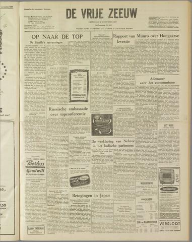 de Vrije Zeeuw 1959-11-28