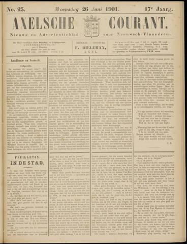 Axelsche Courant 1901-06-26