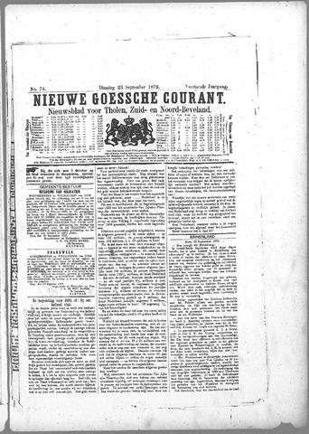 Nieuwe Goessche Courant 1879-09-23
