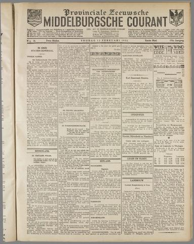 Middelburgsche Courant 1932-02-12