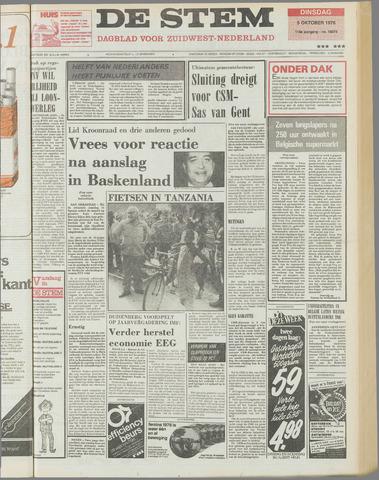 de Stem 1976-10-05