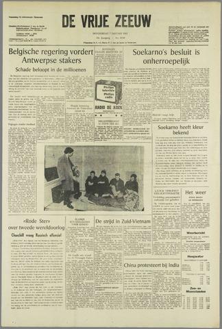 de Vrije Zeeuw 1965-01-07