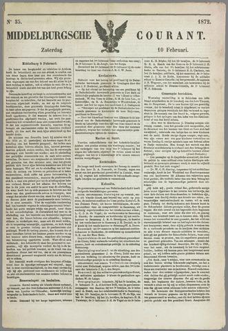 Middelburgsche Courant 1872-02-10