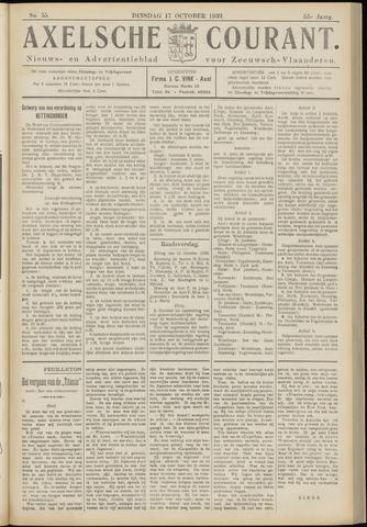 Axelsche Courant 1939-10-17