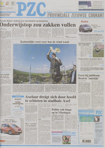 Provinciale Zeeuwse Courant 2004-05-28