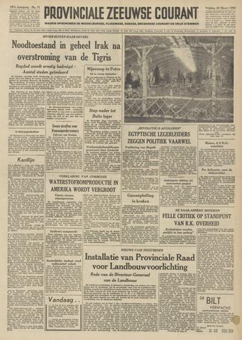 Provinciale Zeeuwse Courant 1954-03-26