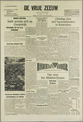 de Vrije Zeeuw 1967-08-18