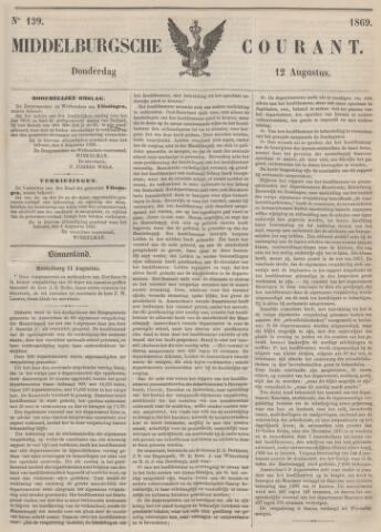 Middelburgsche Courant 1869-08-12