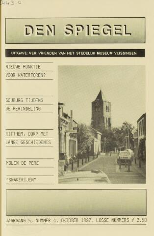 Den Spiegel 1987-10-01