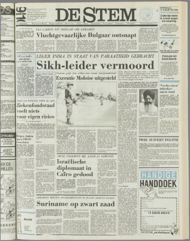 de Stem 1985-08-21