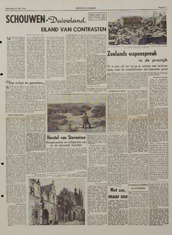 Watersnood documentatie 1953 - kranten 1953-06-26