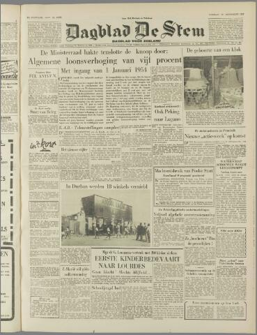 de Stem 1953-09-29