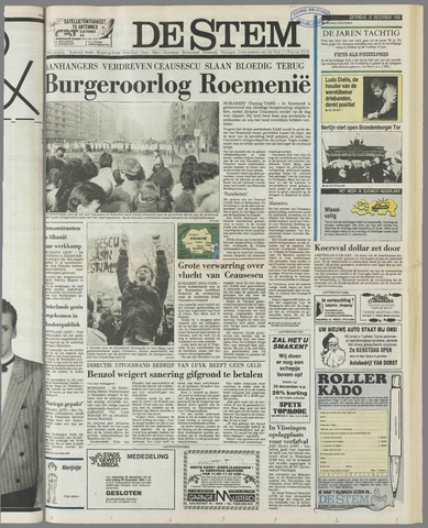 de Stem 1989-12-23