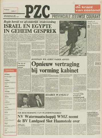 Provinciale Zeeuwse Courant 1977-12-08