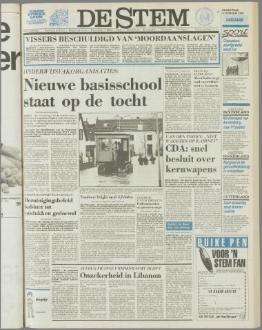 de Stem 1984-02-09