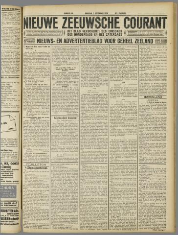 Nieuwe Zeeuwsche Courant 1926-12-07
