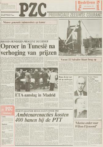 Provinciale Zeeuwse Courant 1984-01-03