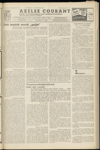Axelsche Courant 1955-08-13