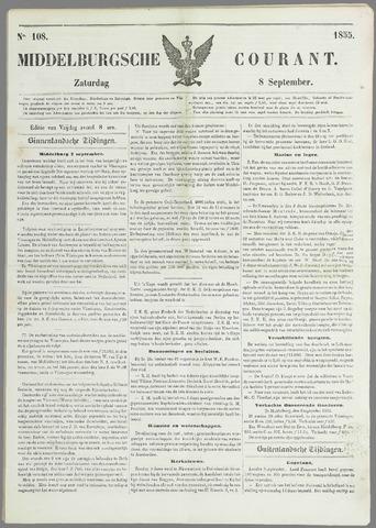 Middelburgsche Courant 1855-09-08