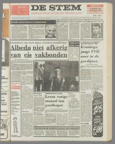 de Stem 1978-01-10