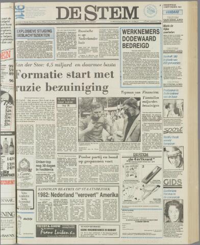 de Stem 1981-09-03