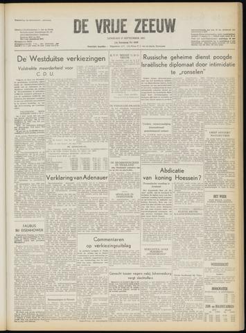 de Vrije Zeeuw 1957-09-17