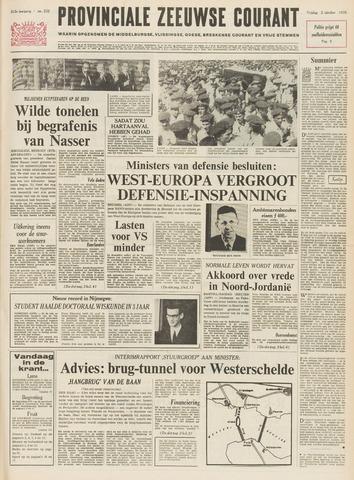 Provinciale Zeeuwse Courant 1970-10-02