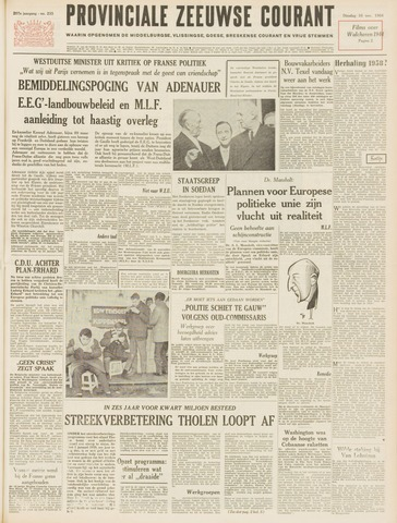 Provinciale Zeeuwse Courant 1964-11-10