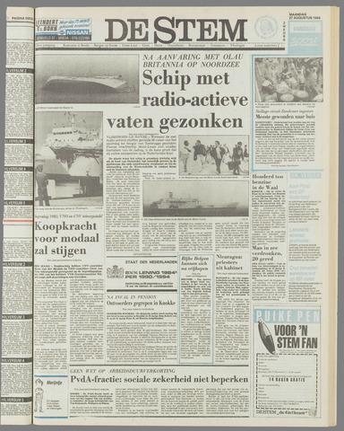 de Stem 1984-08-27