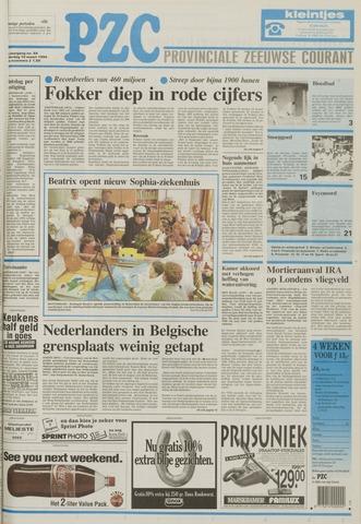 Provinciale Zeeuwse Courant 1994-03-10