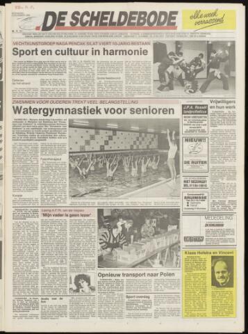 Scheldebode 1990-11-29