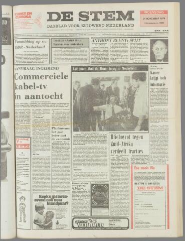 de Stem 1979-11-21