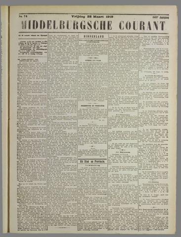 Middelburgsche Courant 1919-03-28