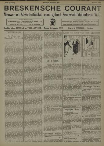 Breskensche Courant 1936-11-06