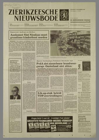 Zierikzeesche Nieuwsbode 1988-11-08