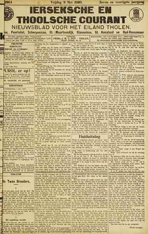 Ierseksche en Thoolsche Courant 1930-05-09