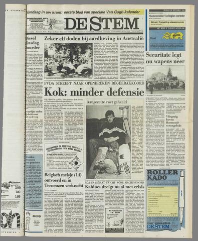 de Stem 1989-12-29