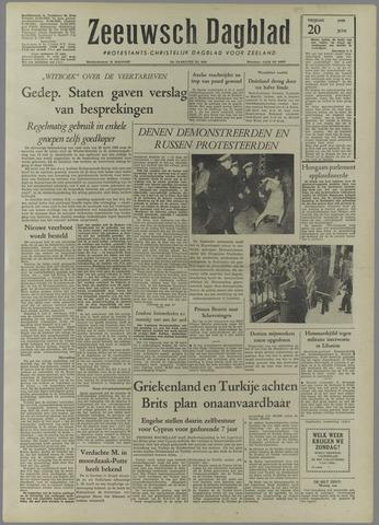 Zeeuwsch Dagblad 1958-06-20