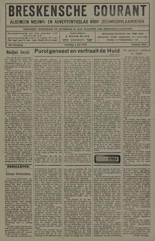 Breskensche Courant 1925-07-04