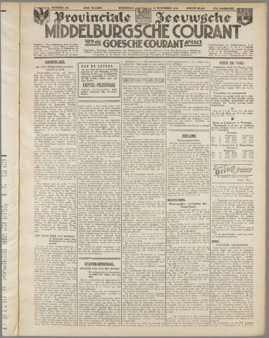 Middelburgsche Courant 1934-11-14