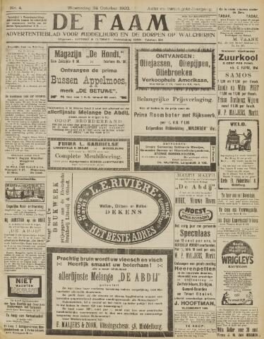 de Faam en de Faam/de Vlissinger 1923-10-24