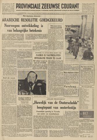 Provinciale Zeeuwse Courant 1958-08-22