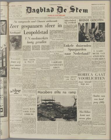 de Stem 1960-11-23