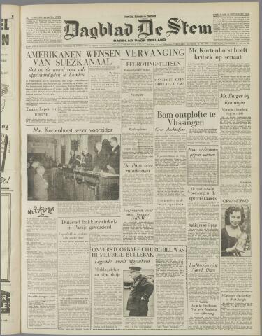 de Stem 1956-09-21