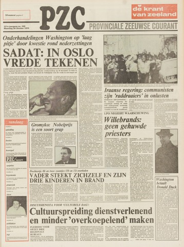 Provinciale Zeeuwse Courant 1978-10-30