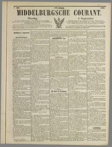 Middelburgsche Courant 1906-09-04